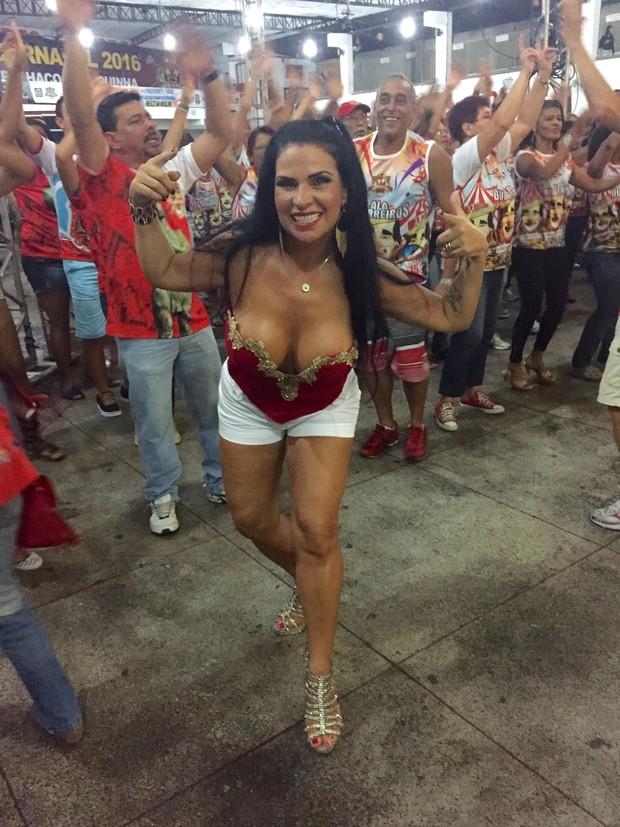 Solange Gomes (Foto: Divulgação)