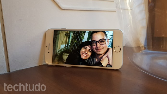 iPhone 8 (Foto: Thássius Veloso/TechTudo)