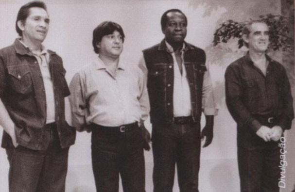 Mussum, Zacarias, Didi e Dedé (Foto: Divulgação)