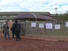 Alunos da Unila ocupam prédios da universidade para protestar, no Paraná