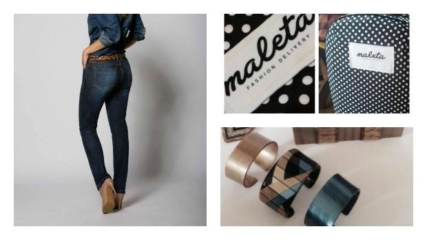 Confira alguns dos looks da Maleta Fashion Delivery (Foto: Gabriela Haas/RBS TV)