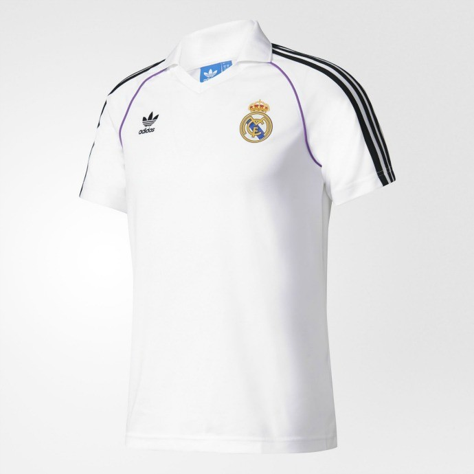 Camisa Real Madrid