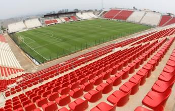 Partida entre Cruzeiro e Villa Nova será disputada na Arena do Jacaré