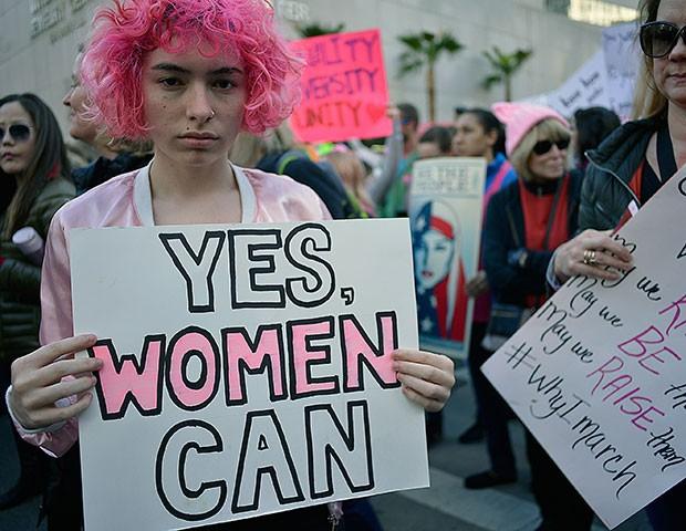 Mulheres estão mais motivadas a tentar um espaço nos órgãos governamentais (Foto: Getty Images)