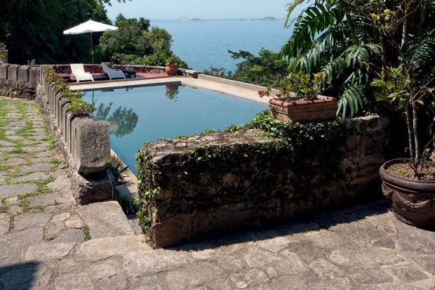 Casa com a melhor vista do Rio (Foto: Filippo bamberghi)
