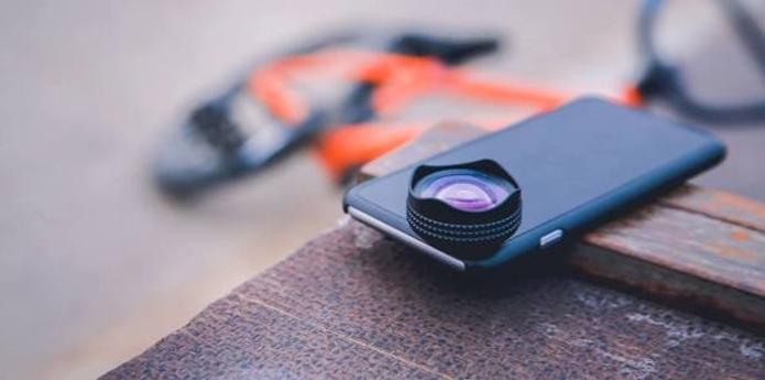 Lente tem materiais de qualidade para possibilitar fotos profissionais (Foto: Divulgação/Lensta)