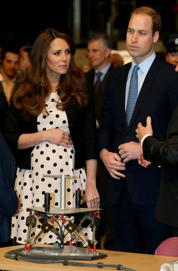 Kate Middleton e Principe William (Foto: AFP / Agência)