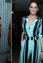 Par de jarros: Letícia Colin e Maria João Bastos usam a mesma roupa