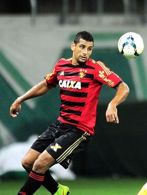 Diego Souza Palmeiras X Sport - Arena Palmeiras (Foto: Marcos Ribolli)