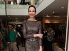 Luciana Gimenez descarta terceira gravidez: 'Engordo 30 quilos, não dá'