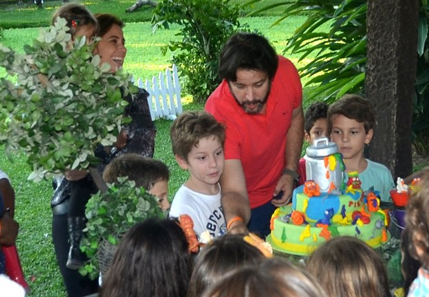 Murilo Benicio e Giovanna Antonelli Murilo Ben Cio e Giovanna