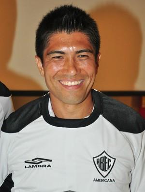 Sandro Hiroshi é uma das apostas do Rio Branco (Foto: Jornal Todo Dia / Americana-SP)