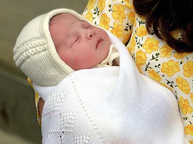 princesa real (Foto: John Stillwell/AP)