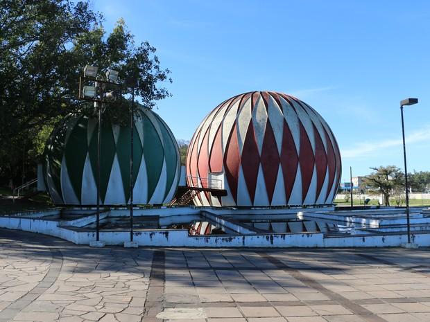 Parque da Expointer terá nova área com agroshopping, hotel e centros de ensino (Foto: Felipe Truda/G1)