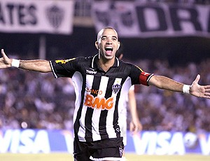 diego tardelli comemora gol do atlético-mg (Foto: Bruno Cantini/Site oficial do Atlético-mg)