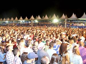 Festa do Peão acontece durante quatro dias em Itanhaém (Foto: Divulgação / Festa do Peão)