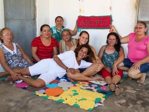 Responsáveis pelo projeto comemoram resultado (Foto: Fabiane de Paula/Agência Diário)