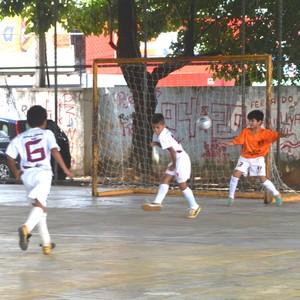 Futsal Roraima Sub-10 (Foto: Herianne Catanhede)