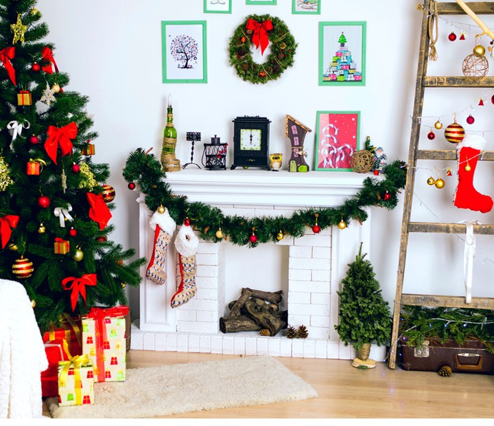 Deixe sua casa cheia de estilo neste Natal