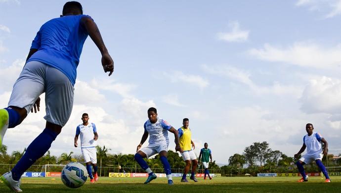 Treirno do Cruzeiro (Foto: Washington Alves/Light Press)