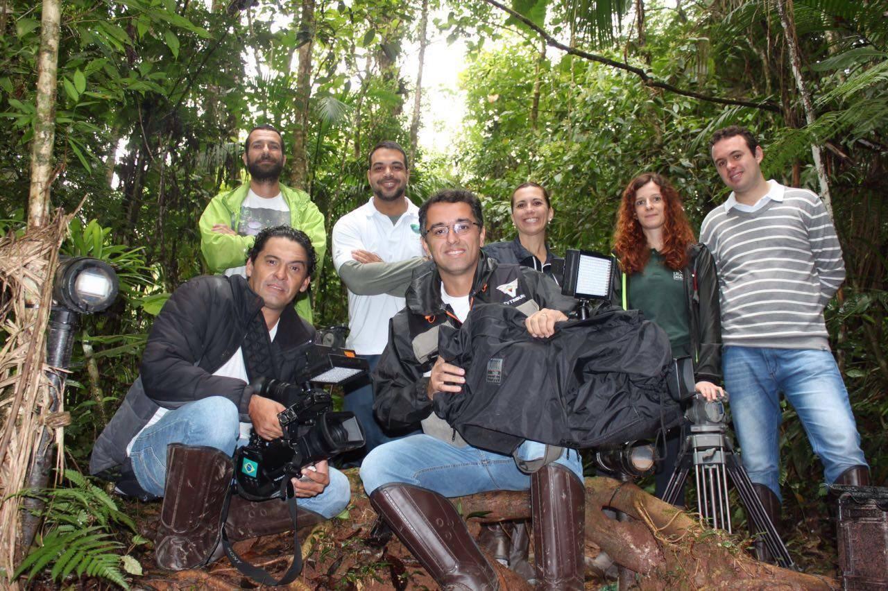 Conheça junto com a equipe Rota do Sol a diversidade da Mata Atlântica no meio de São Paulo (Foto: Luis Paes)