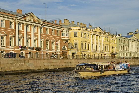 """Apelidada de """"Veneza do Norte"""",  São Petersburgo é cortada por 300 quilômetros de canais (Foto: © Haroldo Castro/ÉPOCA)"""