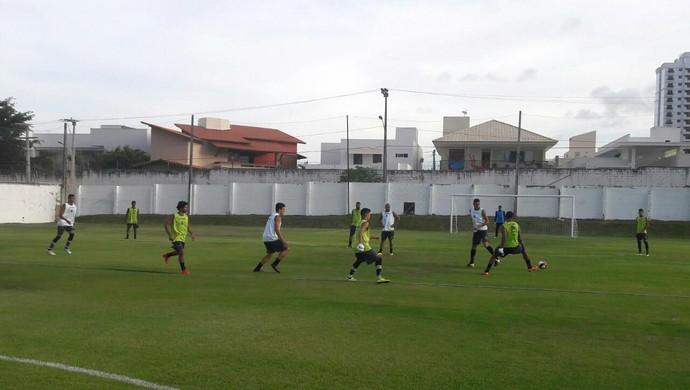 ABC - reapresentação jogadores (Foto: Andrei Torres/ABC FC/Divulgação)