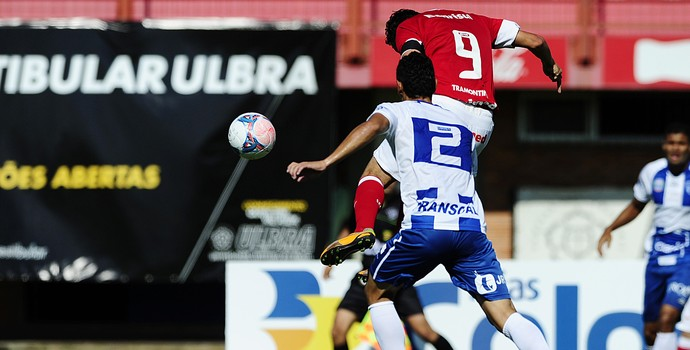 damião inter cruzeiro-rs (Foto: Alexandre Lops/Divulgação Inter)