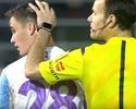 Venezuelano perde gol feito e recebe afago do árbitro no Campeonato Espanhol