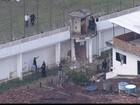 Polícia recaptura 36 dos 40 detentos que fugiram do Complexo do Curado