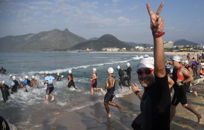 EuAtleta - Rio Triathlon (Foto: André Durão)