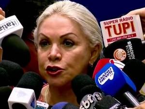 Presidente do Inep, Maria Ines Fini, descarta adiar todo o Enem (Foto: Reprodução/RBS TV)