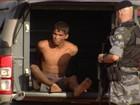 Em Goiás, polícia tenta recapturar 99 presos que fugiram após rebelião