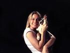 Fernanda Gentil e mais famosos participam de campanha de adoção