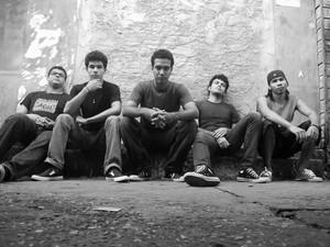 Banda de punk rock do Amapá (Foto: Maksuel Martins/Divulgação)