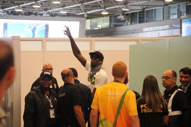 Usain Bolt (Foto: AgNews)