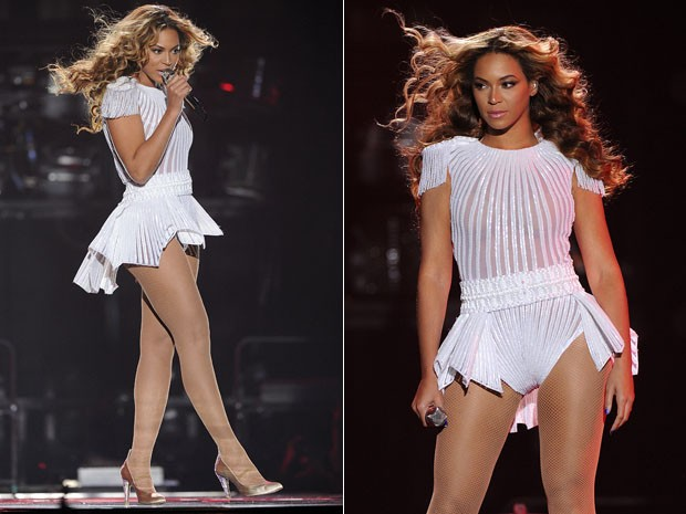 Beyoncé inicia os shows da turnê 'Mrs. Carter Show World Tour 2013' nesta segunda-feira (15) em Belgrado, na Sérvia (Foto: Frank Micelotta/Invision for Parkwood Entertainment/AP Images)