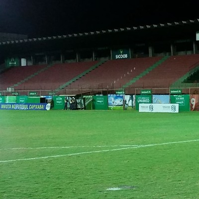 Estádio Engenheiro Araripe (Foto: Sidney Magno Novo/GloboEsporte.com)
