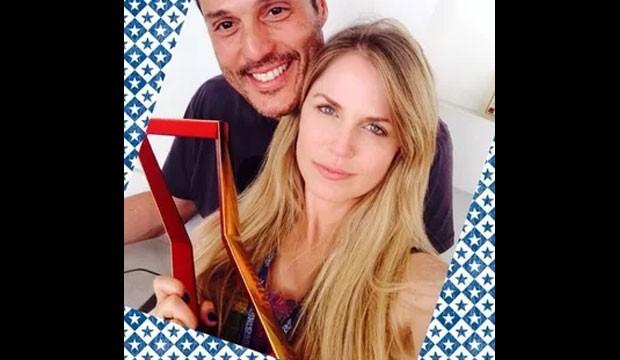 Susana Werner e o seu Julio César (Foto: Instagram / Reprodução)