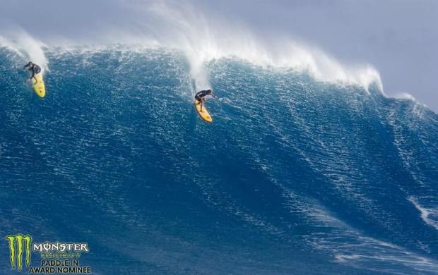 Danilo Couto tubo Jaws  (Foto: Fred Pompermayer / XXL)