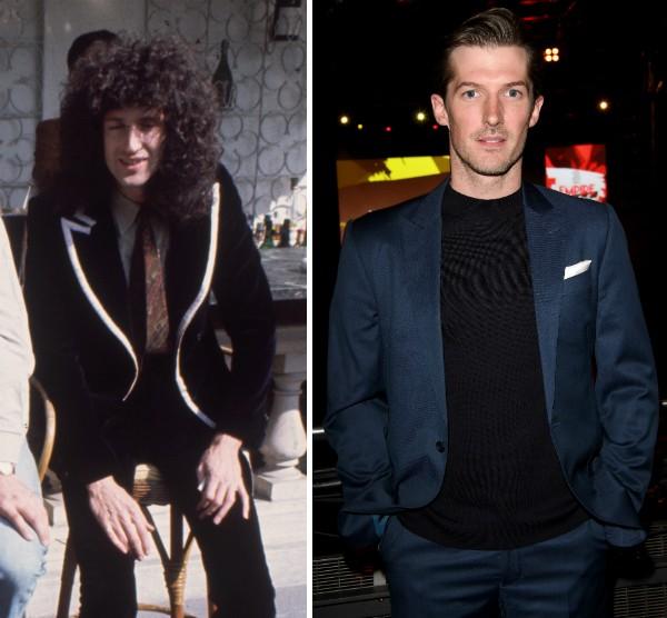 Gwilym Lee será Brian May na cinebiografia de Freddie Mercury (Foto: Getty Images)