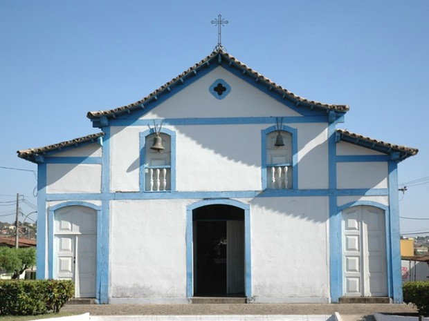 Igreja São sebastiaõ em Araxá 2 (Foto: Iepha-MG/Reprodução)