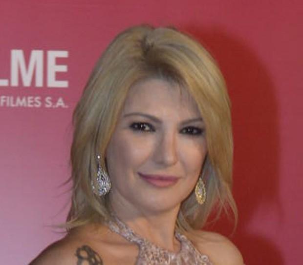 Antonia Fontenelle usou brincos de 28 mil reais (Foto: Fabio Cordeiro/Ed. Globo)