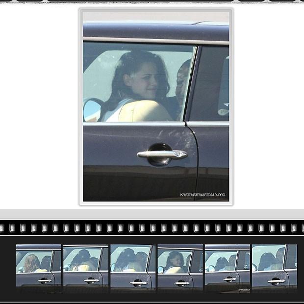 Kristen (Foto: Reprodução)