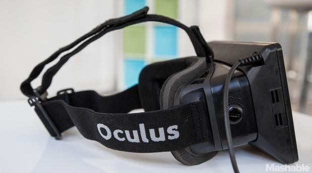 Oculus Rift: gagdet promete revolucionar games (Foto: Divulgação)