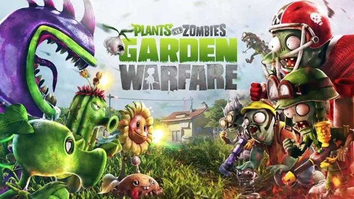 Review: Plants vs Zombies: Garden Warfare coloca personagens frente a frente em shooter multiplayer (Foto: Divulgação)