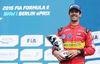 Um ponto à frente de rival, Di Grassi busca título da Fórmula E em Londres