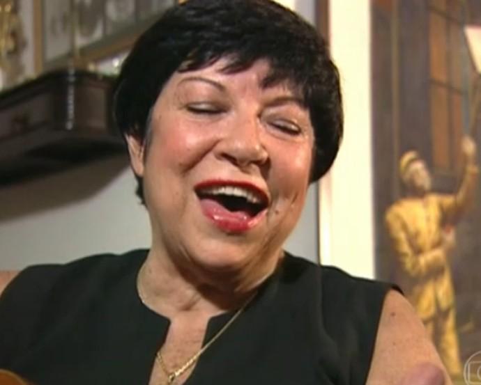 Inezita Barroso (Foto: TV Globo)
