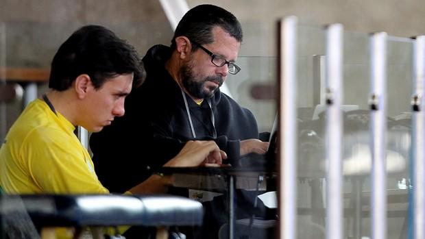 Cesar Cielo londres 2012 olimpiadas (Foto: Satiro Sodré/Agif)