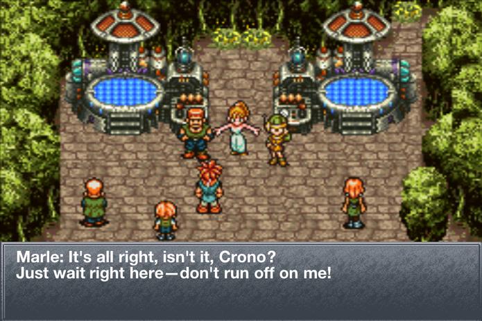 Chrono Trigger (Foto: Divulgação/Square Enix)